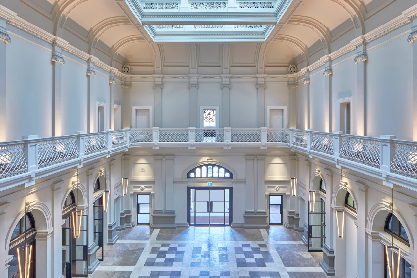 Old Treasury Building restoration takes out Master Builders top award