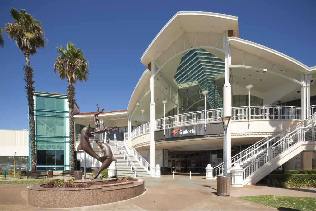Morley Galleria.