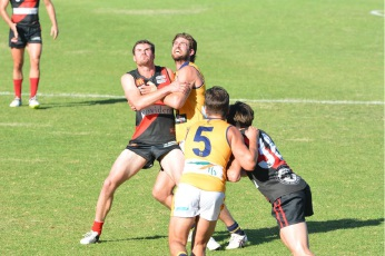 Perth claimed a win for the first time this season against Claremont.