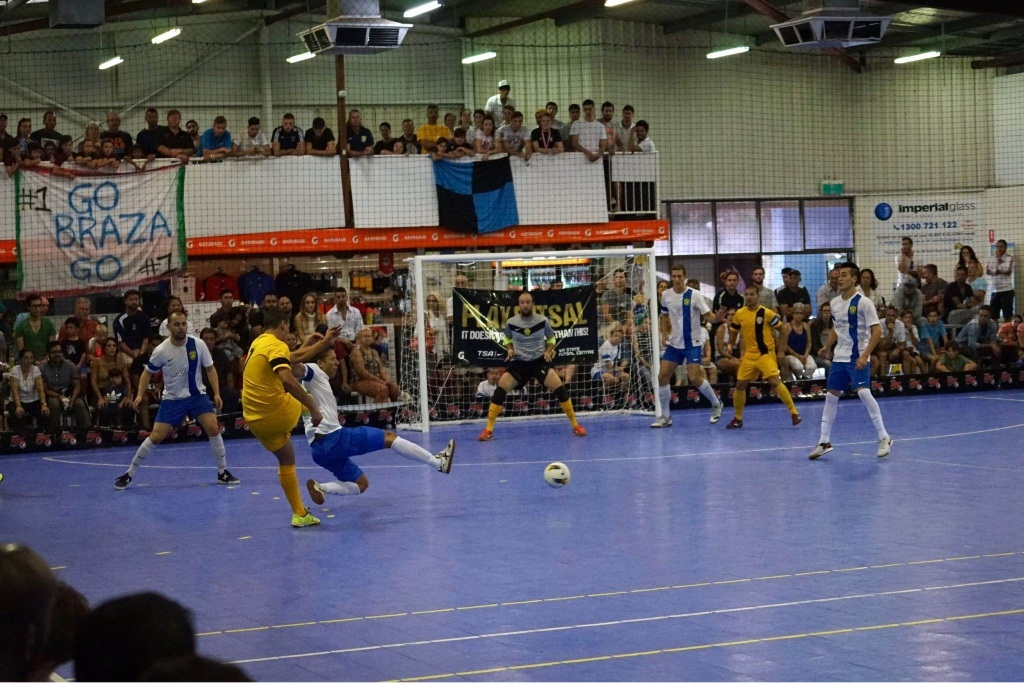 A showcase of futsal will take place at WA State Futsal Centre tomorrow.
