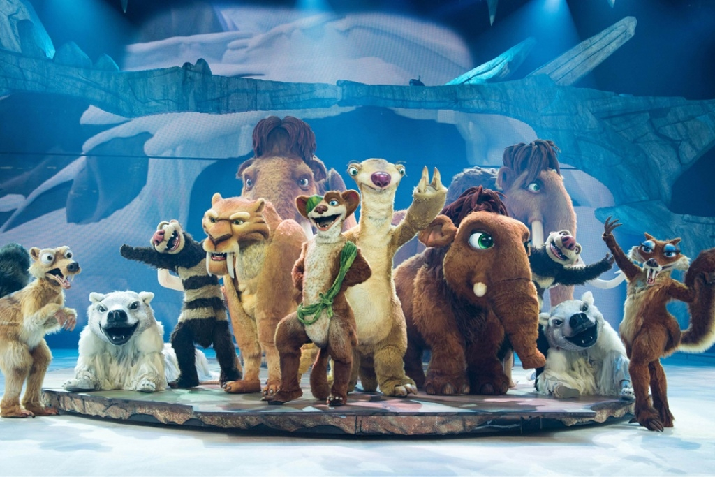 Ice Age Live! A Mammoth Adventure.
