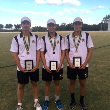 Rockingham-Mandurah Cricket Club players named in Australian under 16s squad