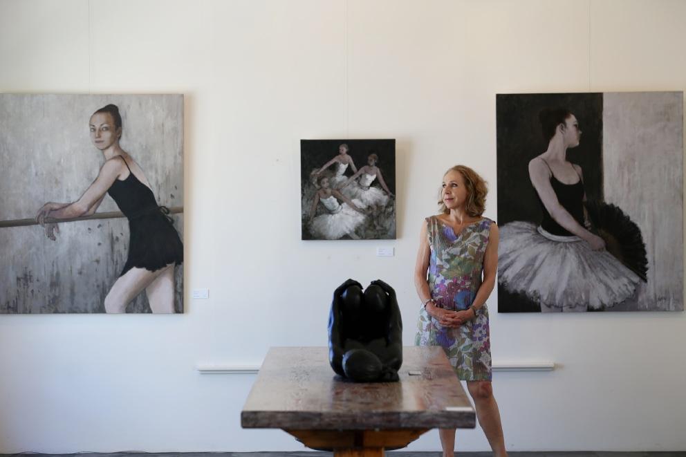 Roberta Falkner. Picture: Andrew Ritchie d450059