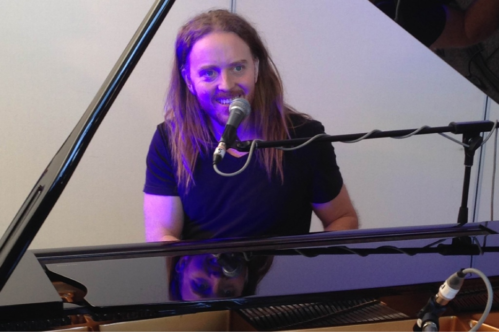 Tim Minchin. Picture: Tanya MacNaughton