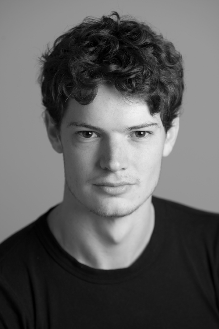 Playwright Chris Isaacs.