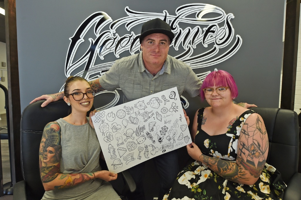 Tattoos Help to Raise Bushfire Funds