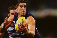 Fremantle Docker Matthew Pavlich will end his extraordinary playing career