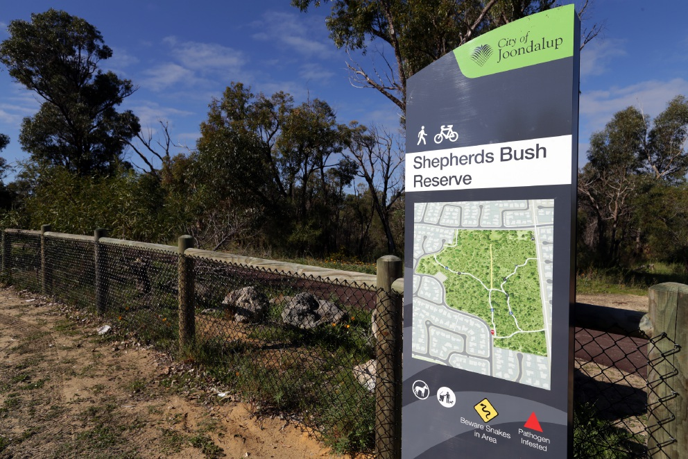 Have your say on the future of Shepherds Bush Reserve.