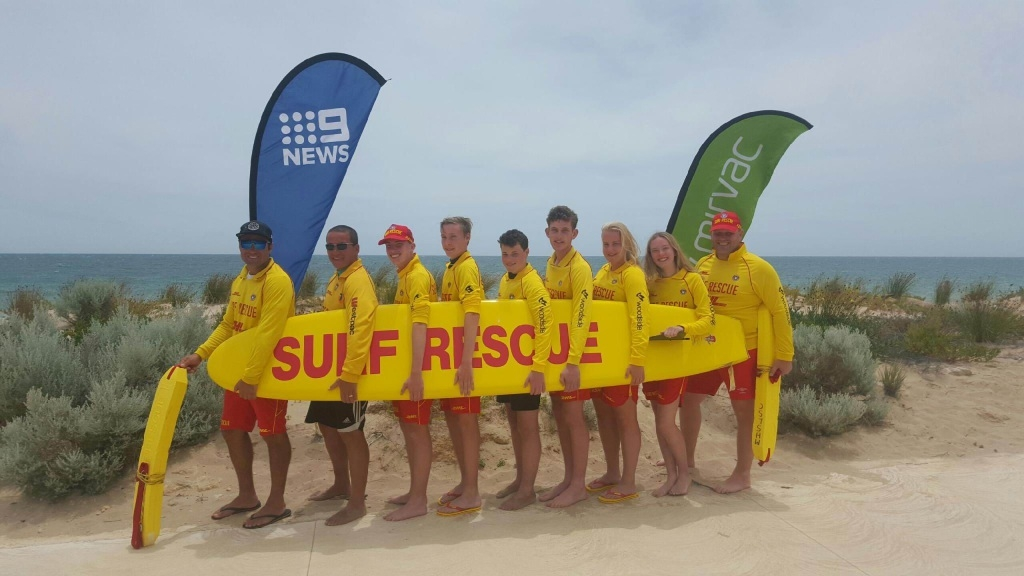 Congratulations To The Newly Qualified Lifesavers