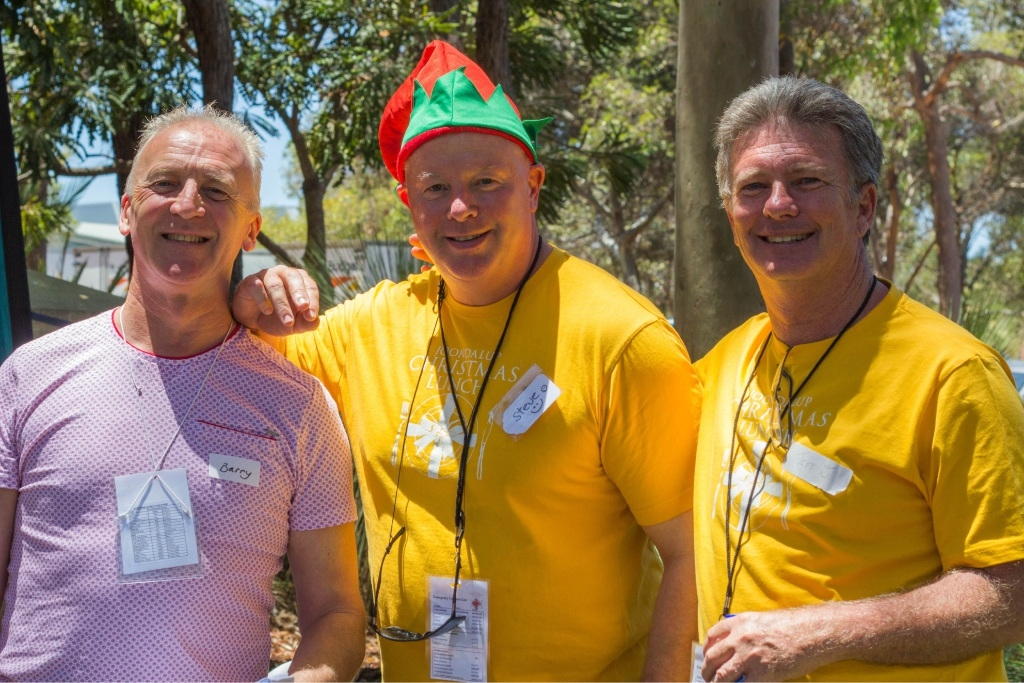 Christmas Lunch Brings Community Together