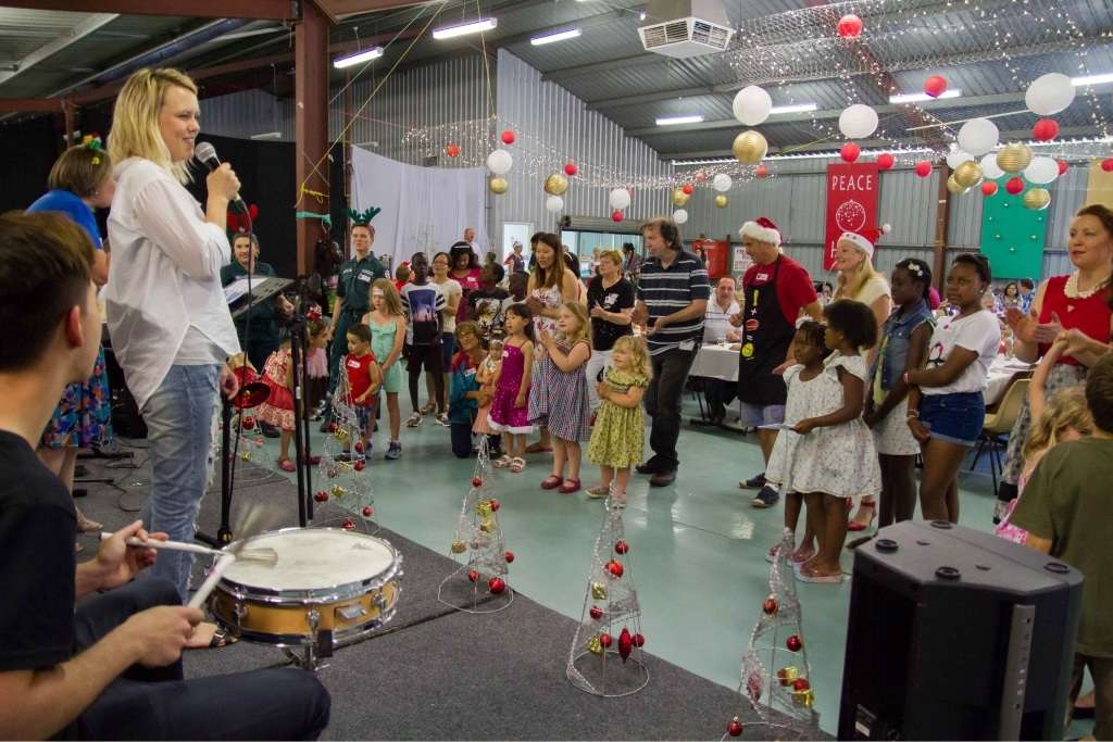 Wanneroo Christmas Lunch treats 200 guests