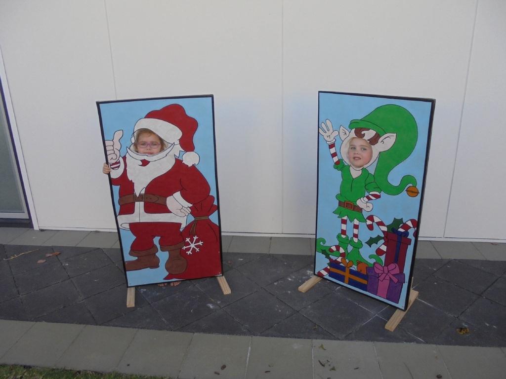 Santa Makes It a Memorable Party