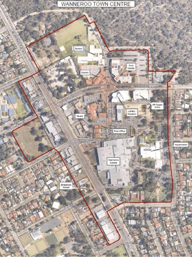 Wanneroo town centre plan endorsed