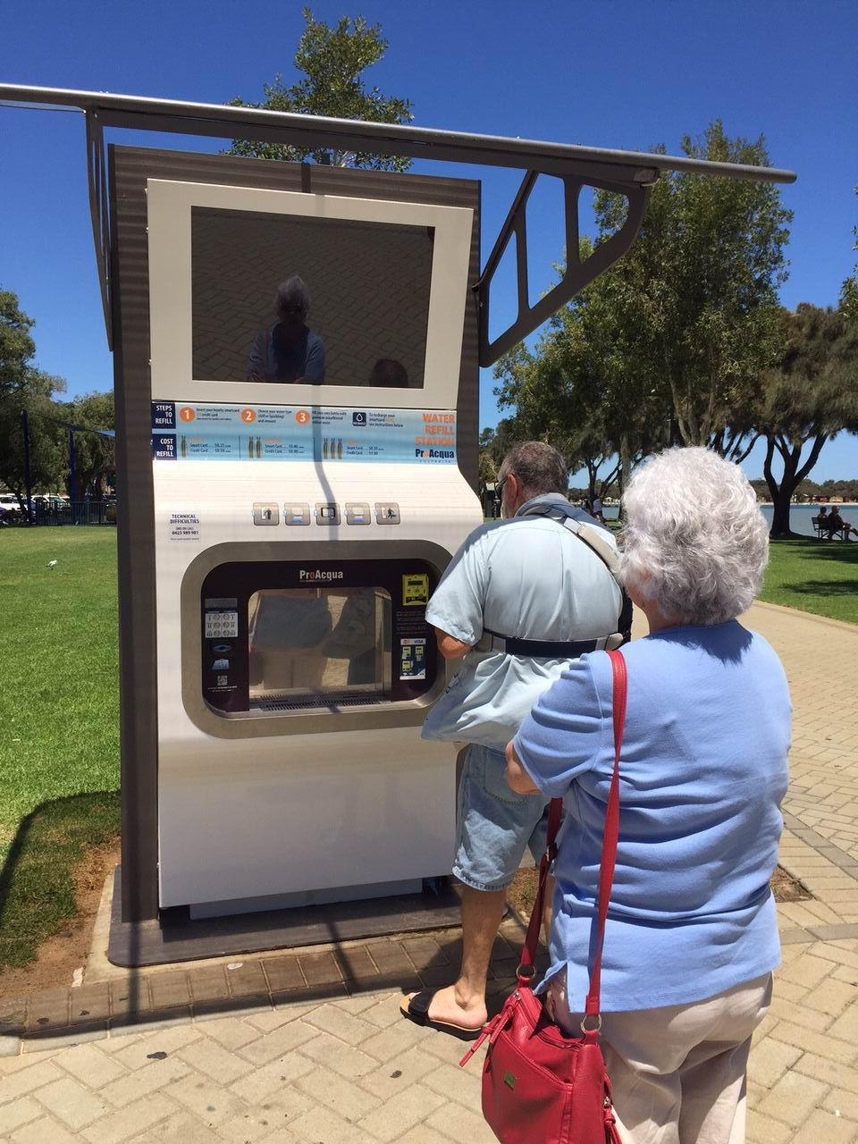 New water dispenser popular