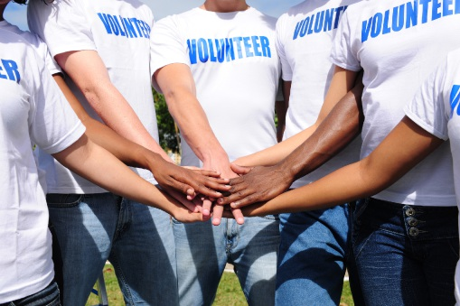 Volunteering is a much better way to put those hands to use.