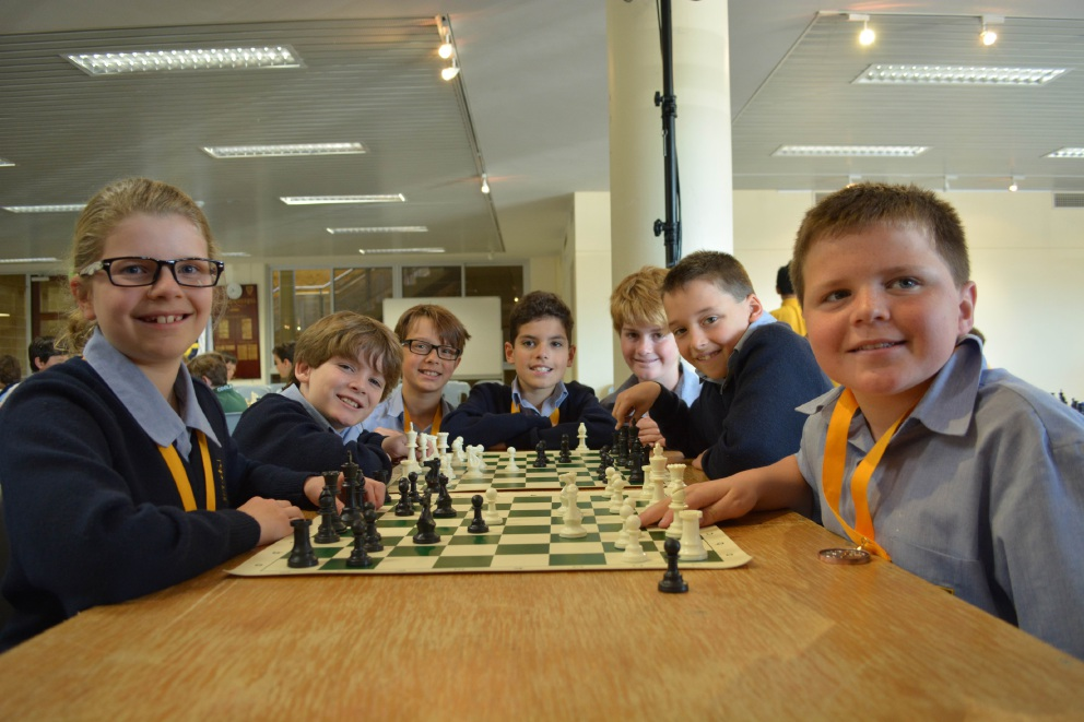 JOHN XXIII College chess tournament: more than 40 teams face off