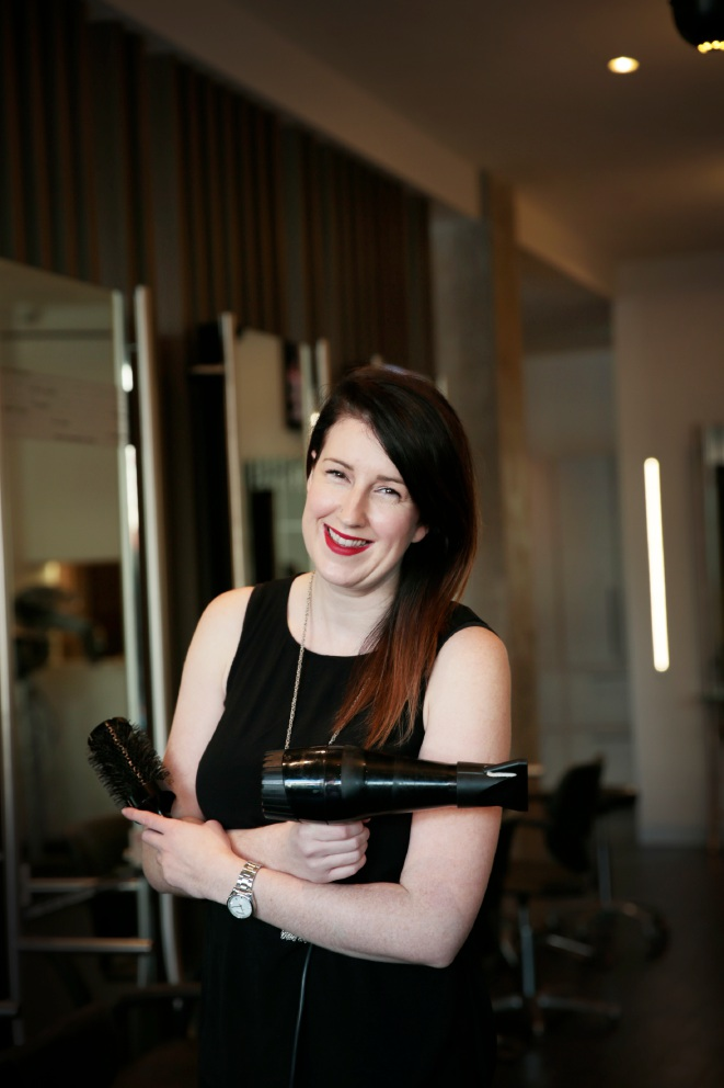 Pamela's hairway to heaven: from the UK to Toni and Guy in Subiaco