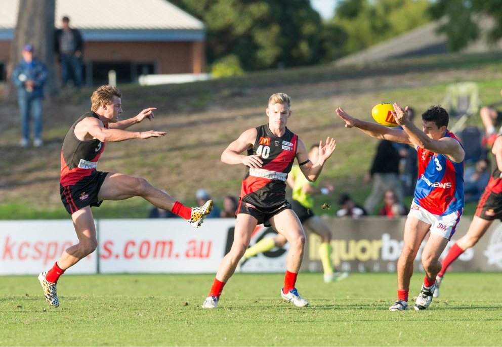 The Perth Demons proved a tough opponent the last time the sides met this season. Picture: Dan White