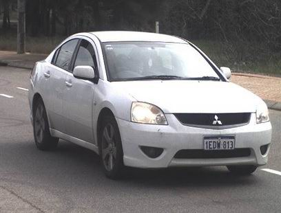 Mundaring Police seeks information about stolen white cars