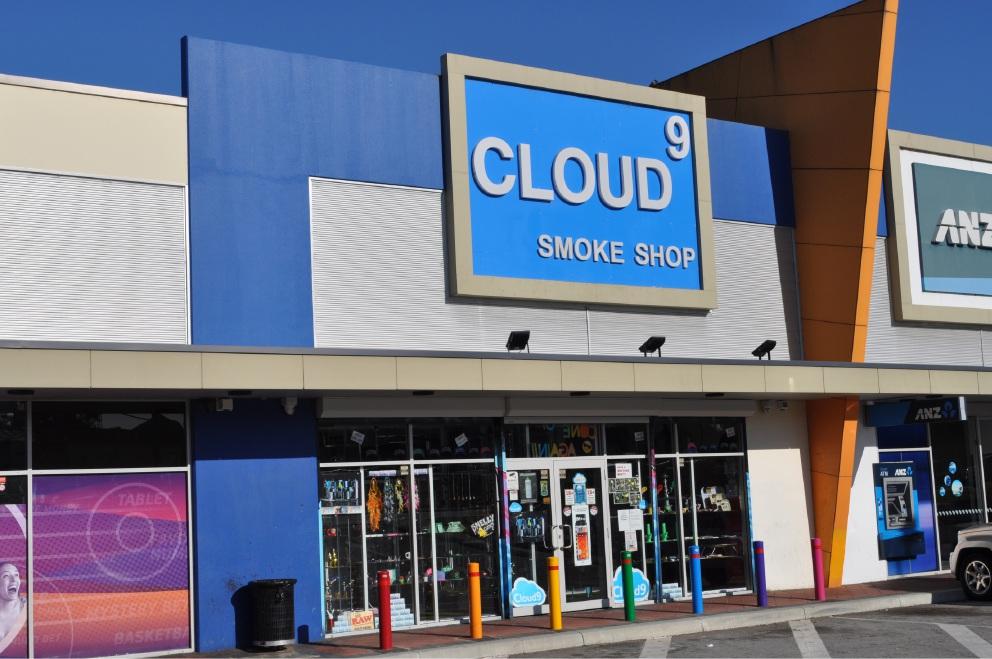 Cloud 9 Smokeshop