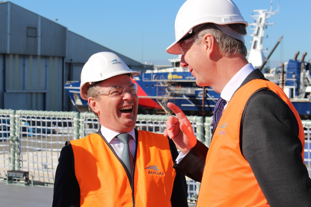 WA short-changed on ship building opportunities says WA Labor