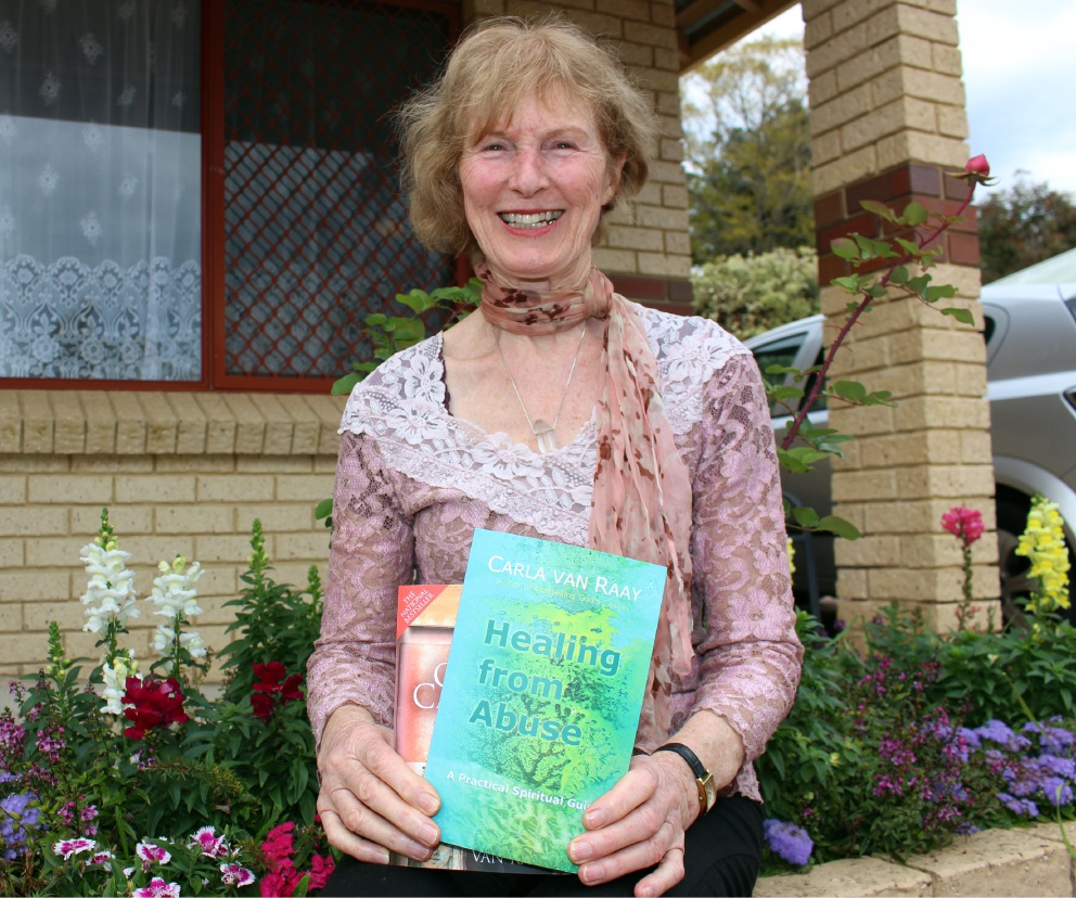 Healing from Abuse: Willagee author's journey of healing from sexual abuse