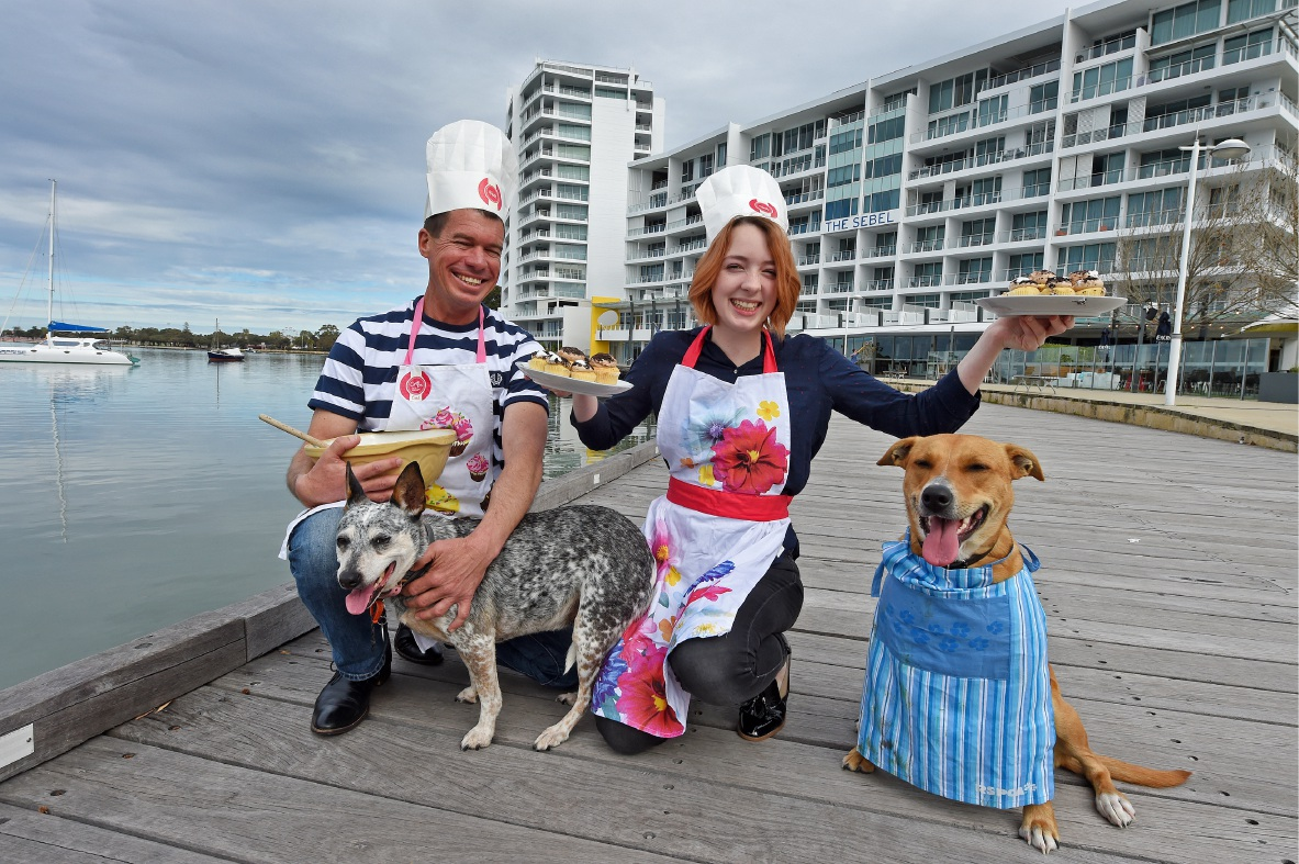 Mandurah animal lovers unleashed for RSPCA Cupcake Day