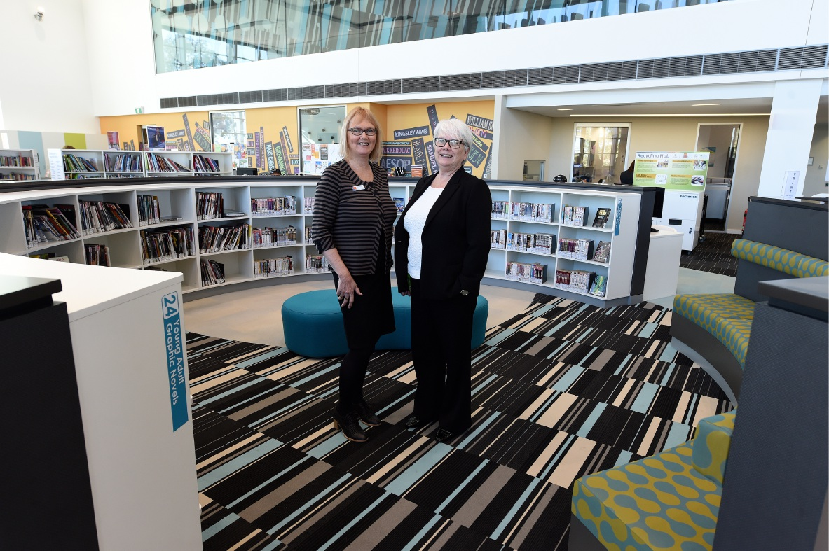 Success for Success Library at global 'green library' awards