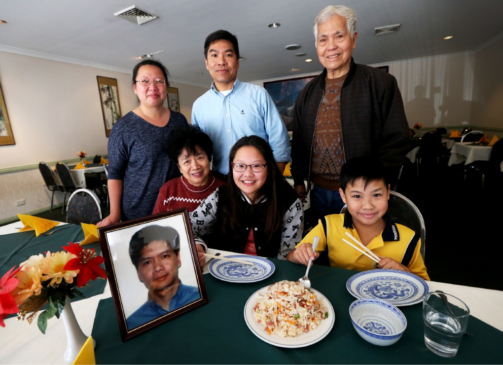 The Luo family have sold their popular restaurant. Picture: Matt Jelonek        www.communitypix.com.au   d457115