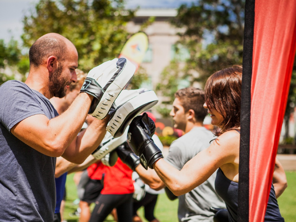 Free weekly fitness camp starts in East Perth tomorrow