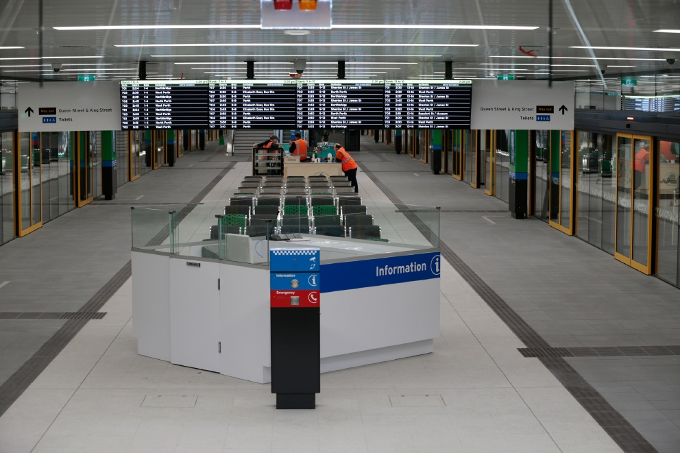 Perth Busport open day: public urged to see new facility on July 16