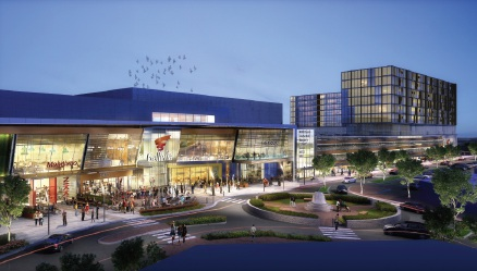 An artist's impression of the proposed Morley Galleria redevelopment.