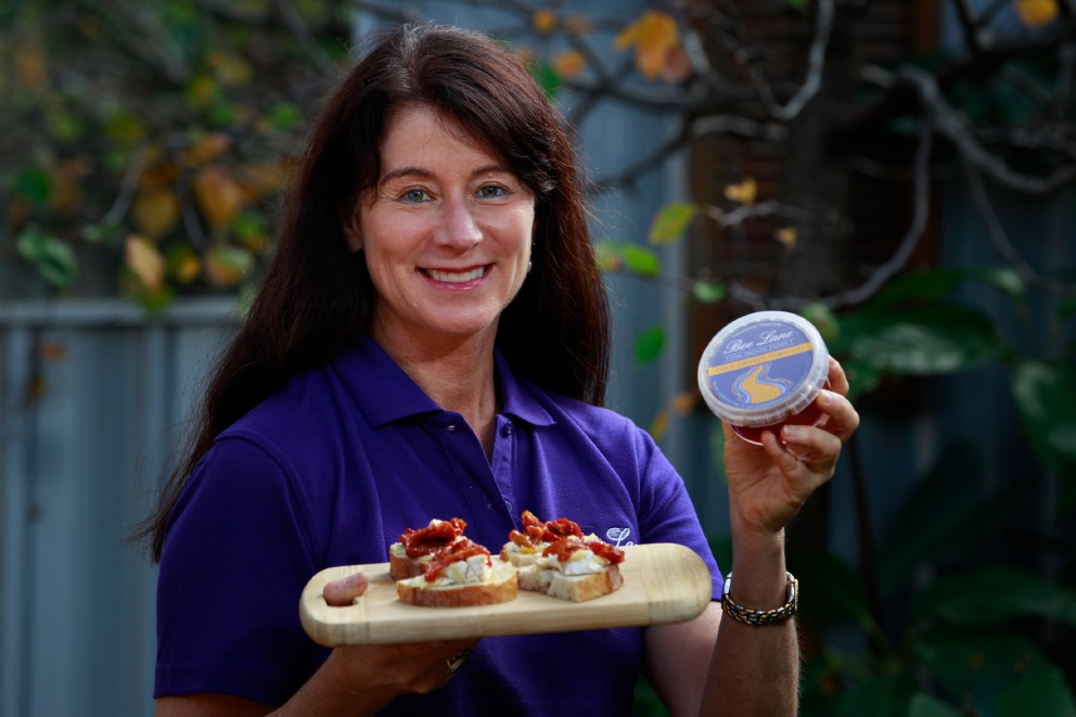 Bronwyn Lane's Bee Lane Fine Smoked Foods will be at this weekend's Good Food and Wine Show.