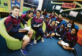 Willetton SHS students start Famished for Fiction book club