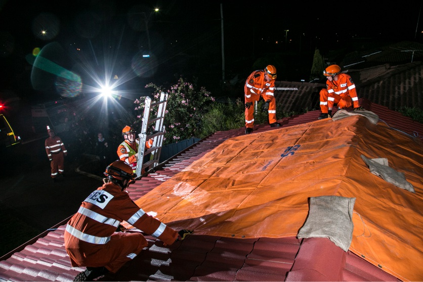 SES urges Armadale residents to prepare for winter storms