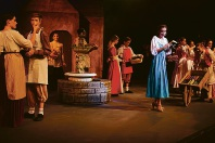 Sacred Heart College perform Beauty and the Beast musical as part of 50 year celebrations
