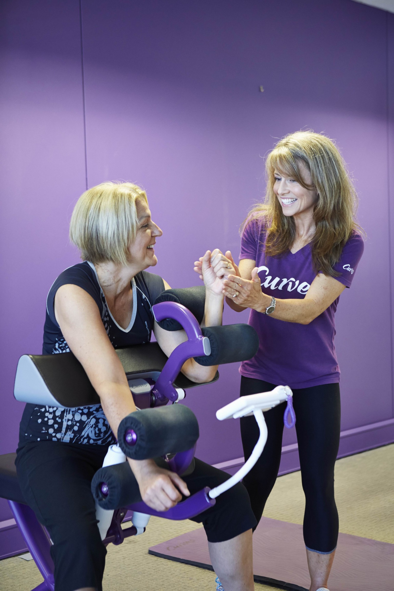 Curves Heathridge helps women get fit faster