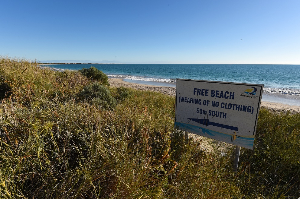 Warnbro: naturists say perverts at nude beach giving all users a 'bad rap'