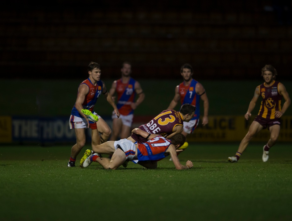 Could WAFL fans see a night grand final? Picture: Dan White