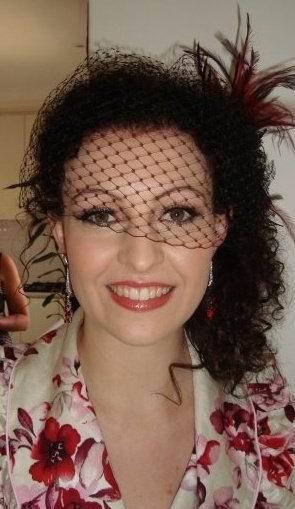 Mandurah milliner Holly Barker is a finalist in the National AusMumpreneur Awards.