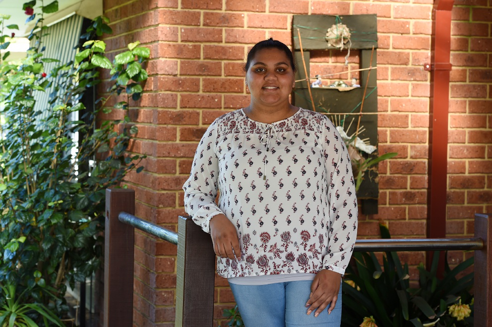 Coodanup student Keiresha off to Italy on Rotary exchange