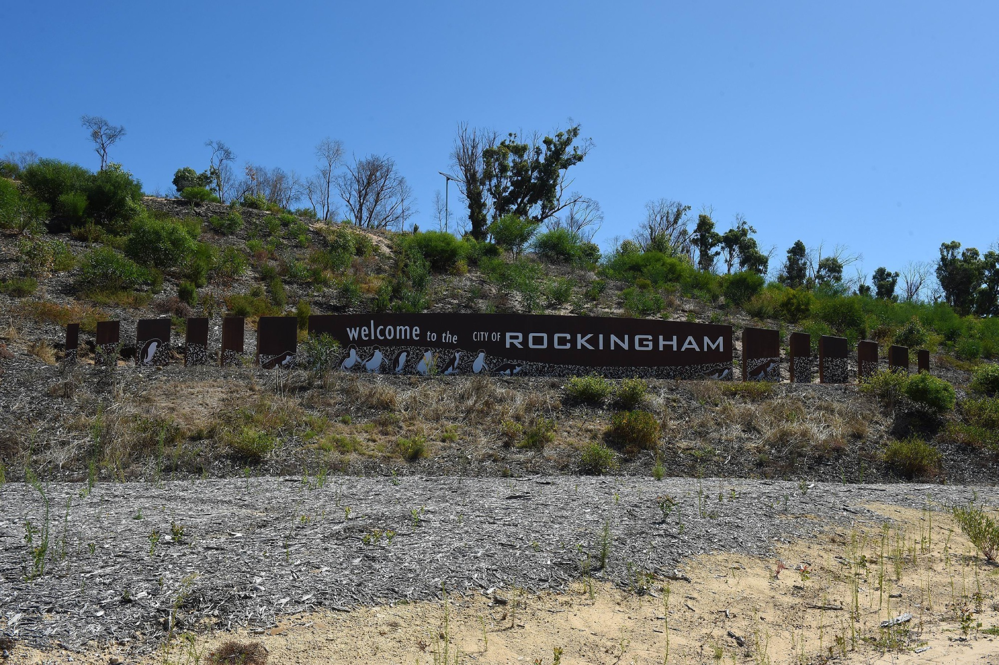 Sun shines on City of Rockingham's CCTV network