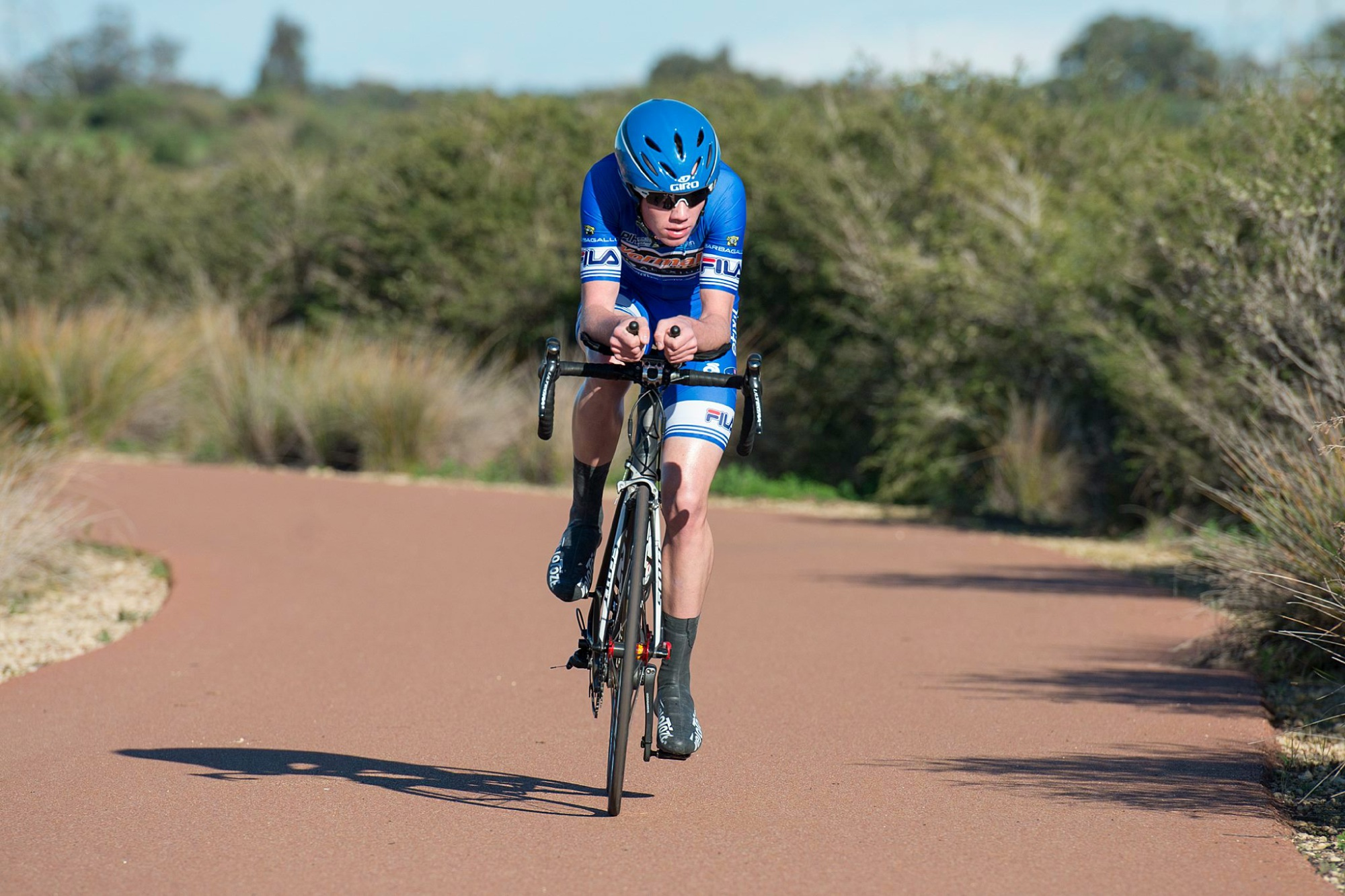 Peel District Cycling Club members do well at championships