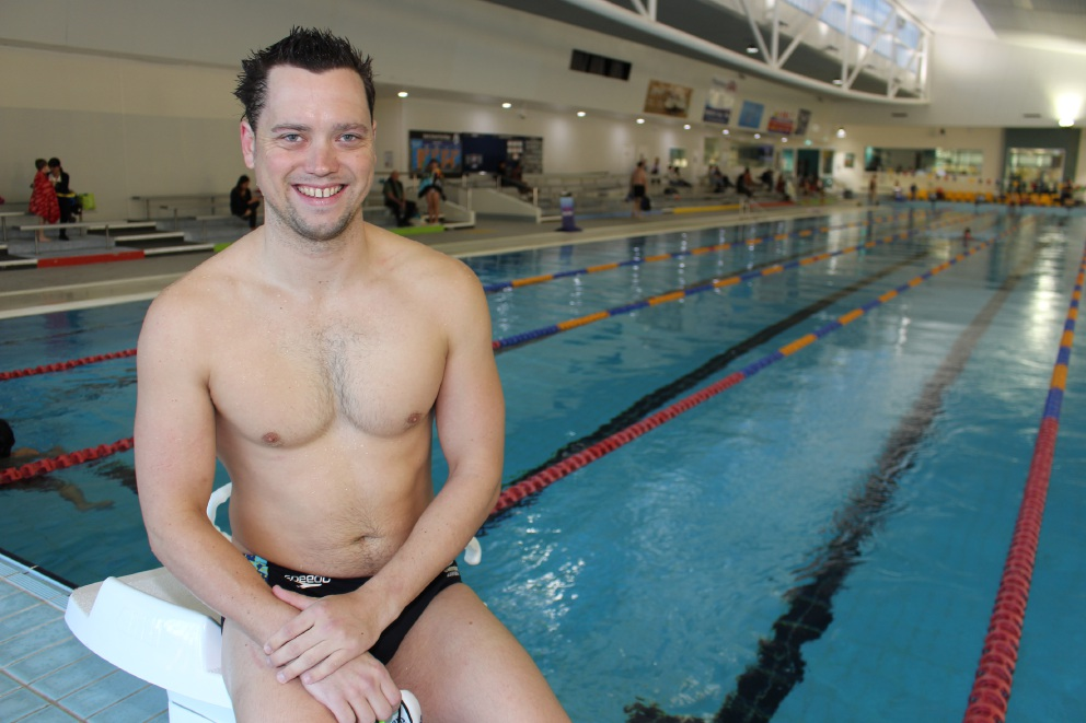 Four-time Paralympian Jeremy McClure aiming for Rio gold