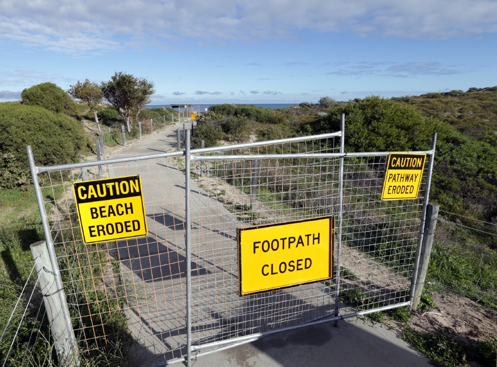 Two Rocks beach stairs can stay for now says City of Wanneroo