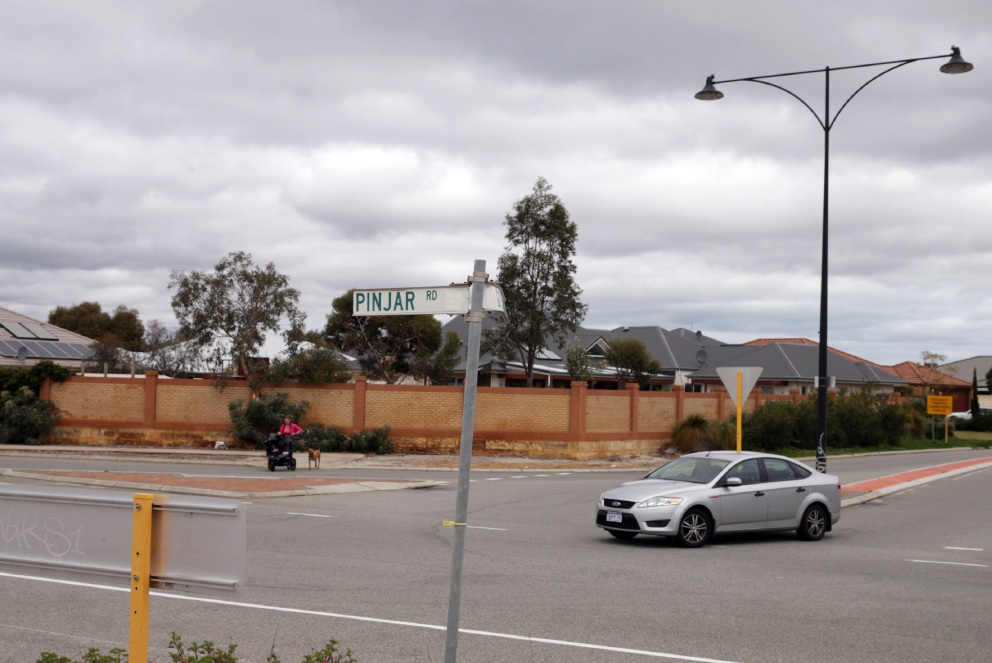 Closure for road works in Banksia Grove and Carramar