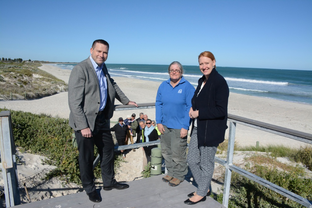 Coastcare funding for Mullaloo and Ocean Reef community groups
