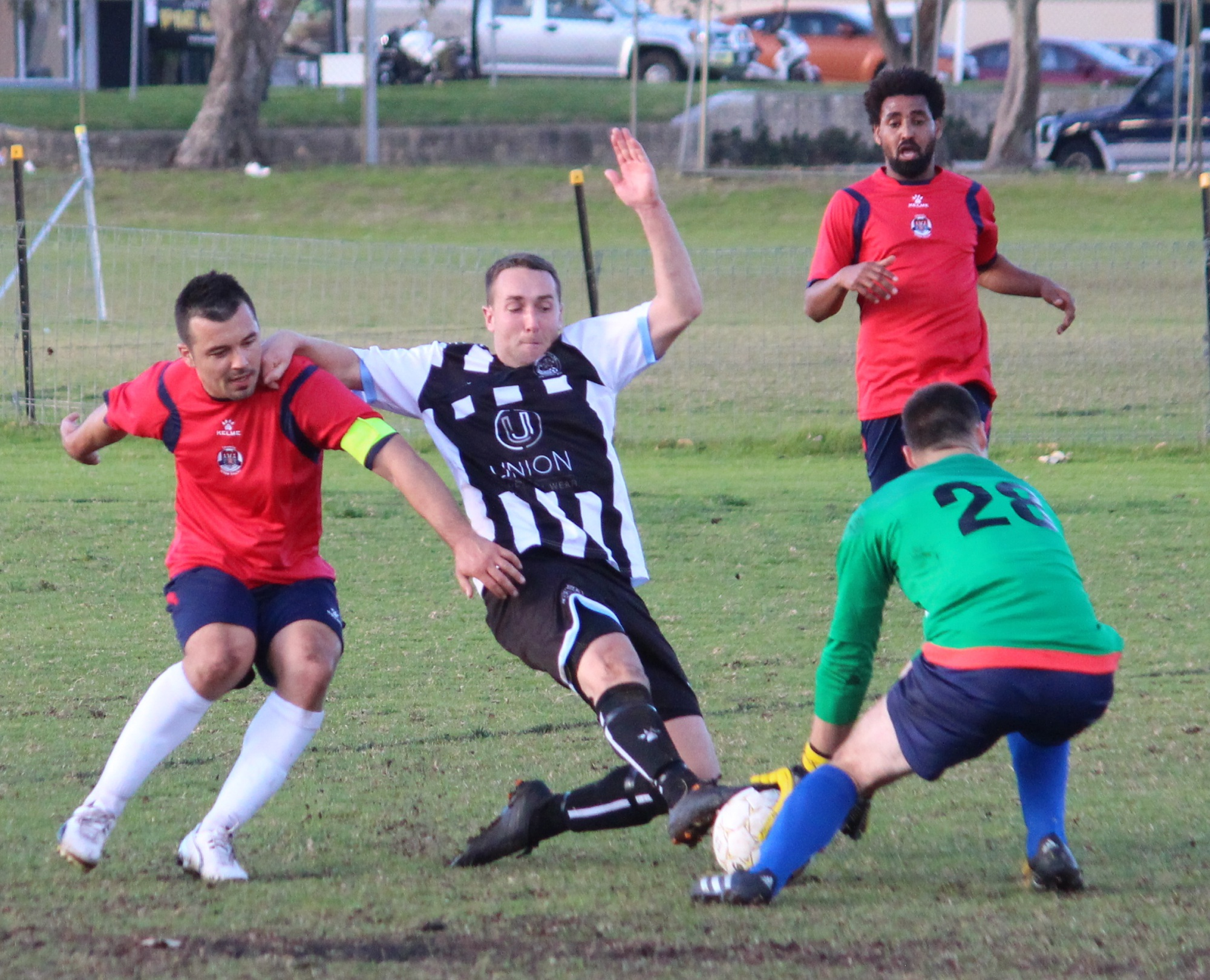 Soccer: Mandurah City maintains lead with 3-0 win over Dianella