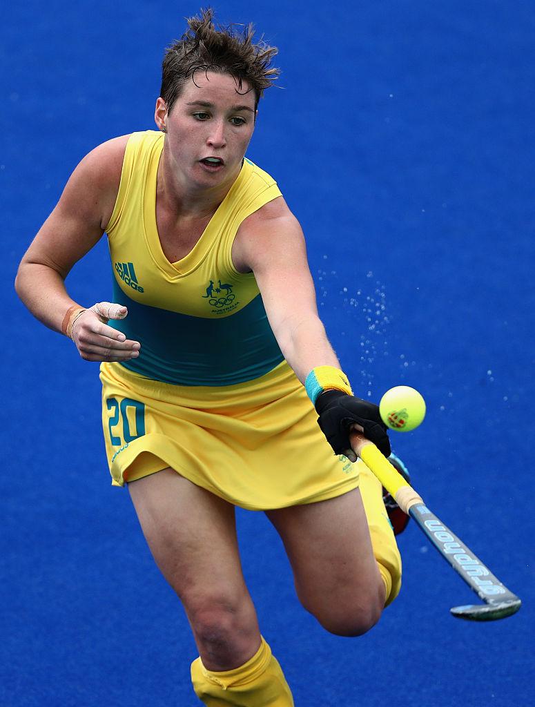 Hockeyroo Kathryn Slattery, of Como.