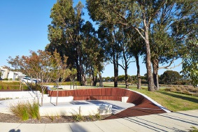 Two Yanchep parks win design award
